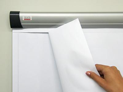 Magnetyczne uchwyty do bloku papieru